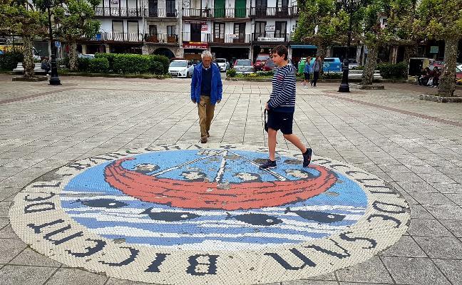 San Vicente renovará la Plaza Mayor del Fuero después del verano