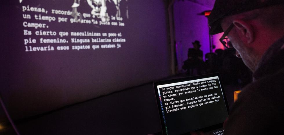 «El teclado nos sincera y libera»