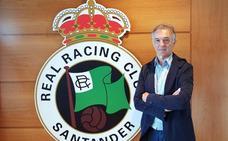 José Gómez entrenará al Racing B la próxima temporada
