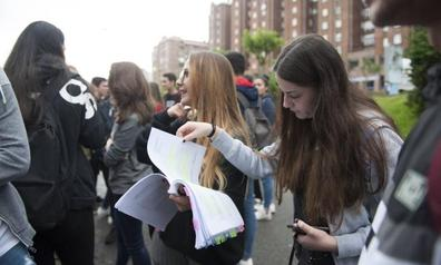 Miles de alumnos cántabros se enfrentan desde hoy a la Selectividad