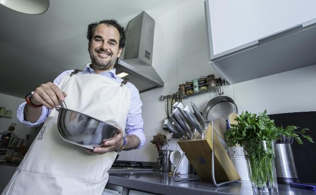 El recetario de Ricardo Ezcurdia, con El Diario Montañés