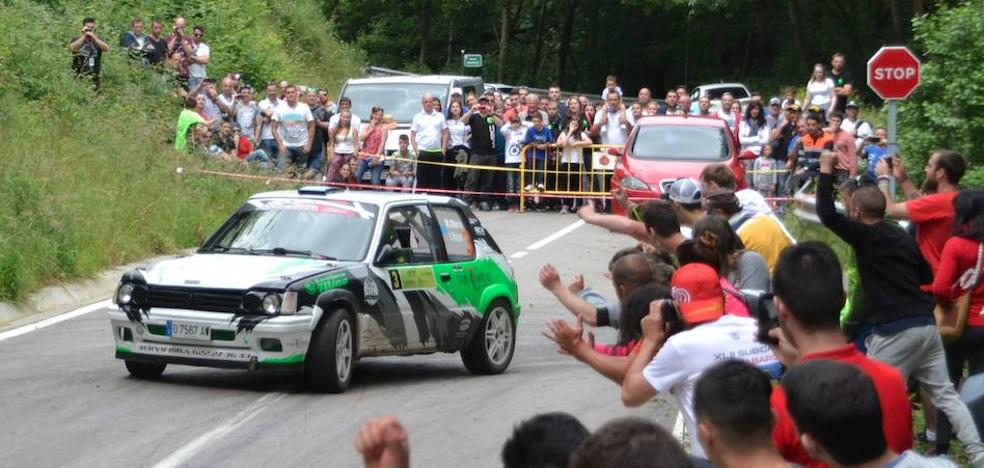 José Manuel Mora se impone en el Rally Valles Pasiegos