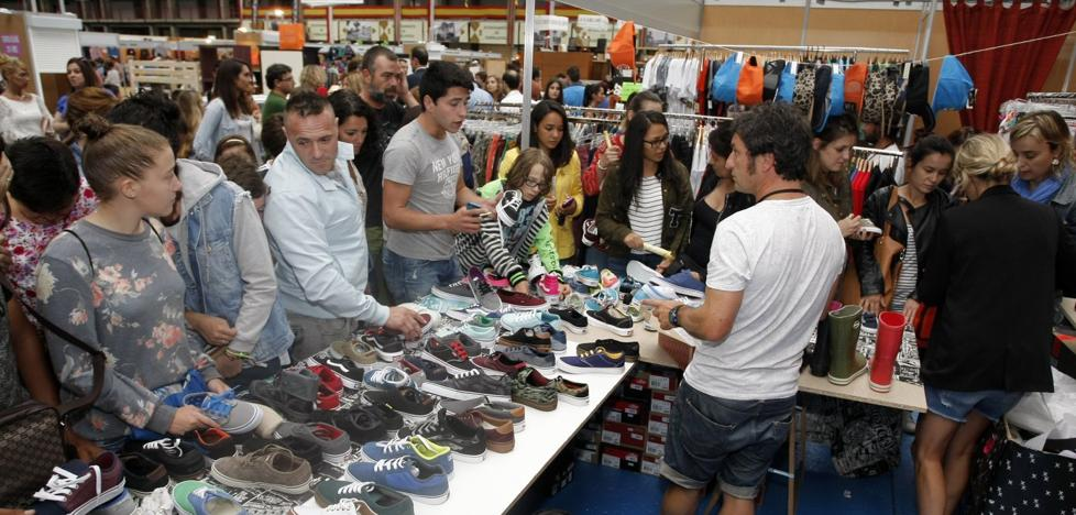 La Feria del Stock de Torrelavega espera repetir éxito en verano con un centenar de participantes