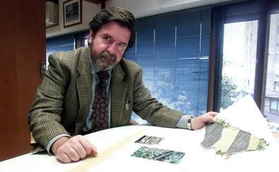 El arquitecto Clemente Lomba, protagonista de la Cátedra Abierta 'José Luis Casado Soto' de UNATE