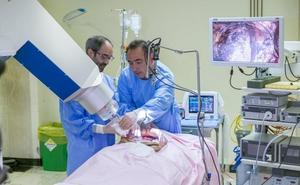 Valdecilla ofrecerá la radioterapia «más precisa» con ayuda de la impresión 3D