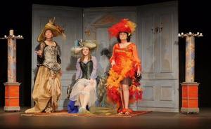 La Nave de Euterpe estrena la ópera barroca 'Los elementos' con un elenco cántabro