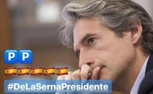 Una plataforma pide el apoyo a la candidatura de De la Serna para presidir el PP