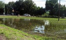 Inundaciones en Loredo