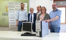 Bridgestone dona 40 equipos informáticos para colectivos sociales de Torrelavega