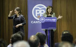 Buruaga apuesta por una «candidatura única» para elegir al sucesor de Rajoy