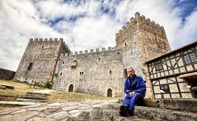 Fallece Tomás Sobaler, el artífice de la reconstrucción del Castillo de Argüeso