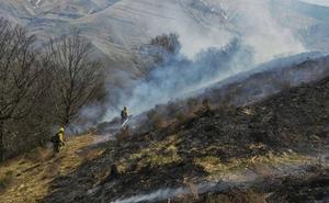 Greenpeace suspende a Cantabria en la planificación de la lucha contra los incendios forestales