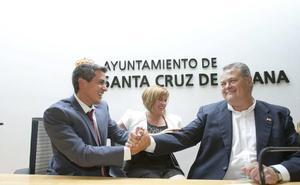Joaquín Gómez relevará a Zuloaga al frente de la Alcaldía de Bezana