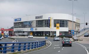 El concesionario de Renault en Santander afronta una remodelación de 2,8 millones de euros