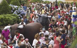 Las fiestas de San Fermín, en Tetuán, se quedan sin encierro infantil y sin concierto