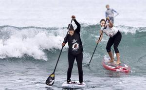 La Noche es Joven propone un fin de semana deportivo con 'stand up paddle' y torneo de fútbol 5
