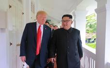 Trump responde a De Niro y dice que tiene «muy bajo coeficiente intelectual»