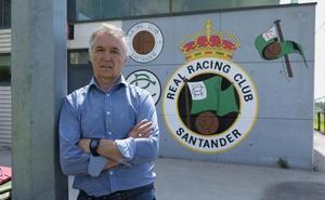 José Gómez: «Cambiaré un poco el chip para entrenar a un filial, y más a uno como el Racing B»