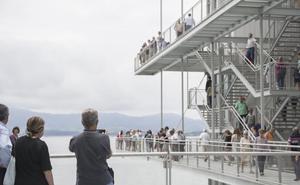 El Centro Botín, tras recibir 230.000 visitantes, celebra su primer cumpleaños