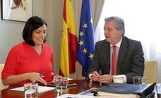 Gema Igual confía en que el convenio del Reina Sofía sea prioritario para el nuevo ministro de Cultura