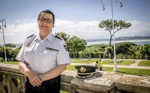 Pilar Allúe, exjefa Superior de Cantabria, a un paso de ser la primera mujer al frente de la Policía Nacional