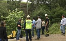 Muere un hombre en Liérganes tras una caída de 12 metros al cauce del río Los Cuadros