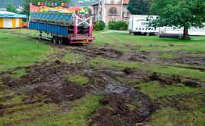 Ciudadanos advierte de que las atracciones de San Juan se van a instalar en «un lodazal»