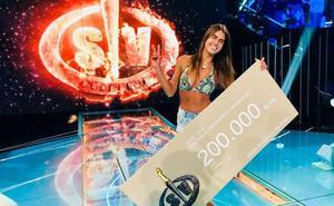 Sofía Suescun se hace con los 200.000 euros de 'Supervivientes 2018'