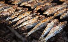 ¡Al olor de las sardinas!