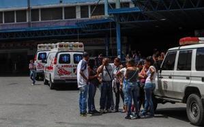 Una estampida deja 17 muertos, ocho de ellos menores, en una fiesta en Caracas