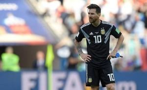El trauma de Messi desde los once metros
