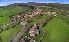 Un lugar al sur de Cantabria donde por las noches solo se oye «el sonido del campano en el prao»