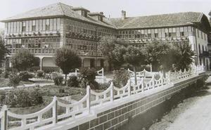 El albergue 'El Montero' de Soto fue casa de reposo hasta 1972