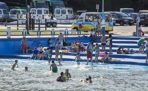 La playa de Punta Parayas da por iniciada su temporada de verano