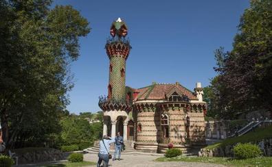 'El Capricho' de Comillas participará el día 25 en un Facebook Live por el 166 aniversario de Gaudí