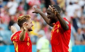Bélgica sí cumple los pronósticos