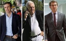 La renuncia de Feijóo a suceder a Rajoy abre una guerra de candidatos en el PP