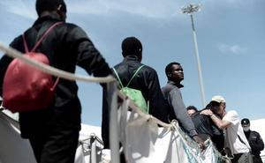 Cantabria desconoce cuántos inmigrantes del 'Aquarius' recibirá