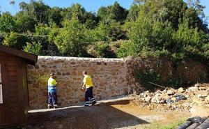 El PSOE de Alfoz denuncia la contratación de operarios sin medidas de seguridad