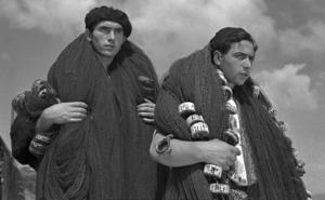 'Mariñeiros', el humanismo de José Suárez