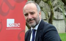 «La SGAE no recauda para sí, tiene un encargo de gestión para sus socios»
