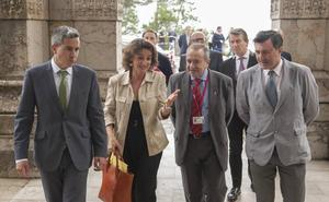 Ribera intentará dar una respuesta «eficaz y solvente» a Vuelta Ostrera y los diques de La Magdalena