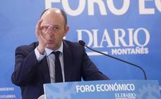 Foro Económico de El Diario Montañés en el que ha intervenido Gonzalo Bernardos
