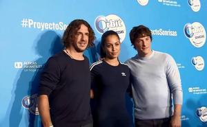 Carles Puyol, Jordi Cruz e Hiba Abouk brillan con sus historias