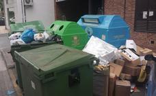 OlaCantabria solicita la mejora del servicio de recogida de basuras en Los Corrales