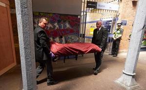 Muere un joven español arrollado por un tren en Londres cuando pintaba un grafiti