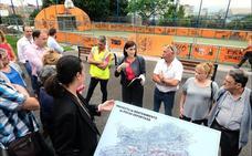 Comienzan los trabajos para reformar 42 pistas deportivas y boleras de Santander