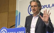 De la Serna descarta su candidatura a liderar el PP y apoyará a Sáenz de Santamaría