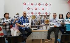 UGT denuncia el suministro de alimentos «que no se pueden consumir» a los pacientes de Sierrallana