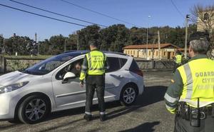 La campaña de alcohol y drogas de la DGT se salda con 122 multas en una semana